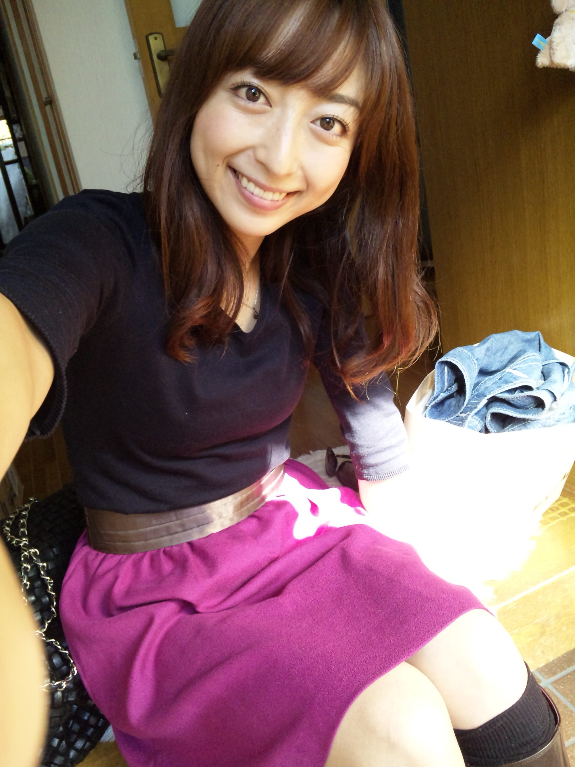 new skirt!!